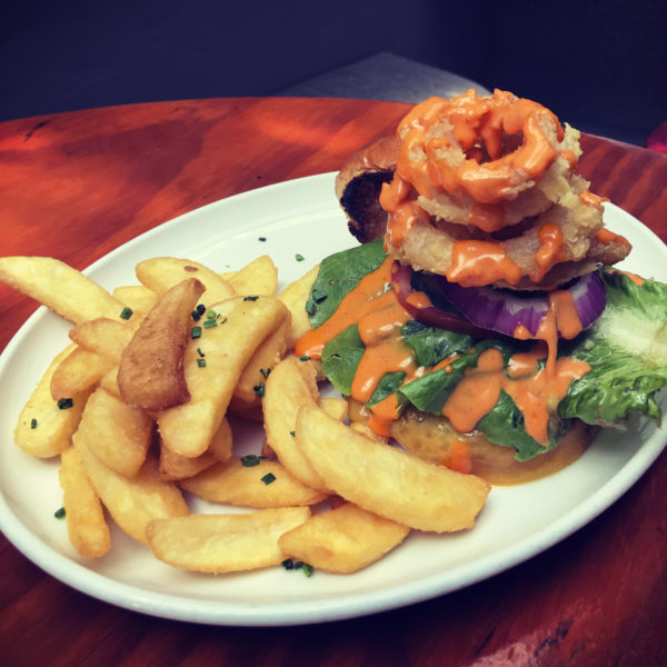 Raffy's Burger